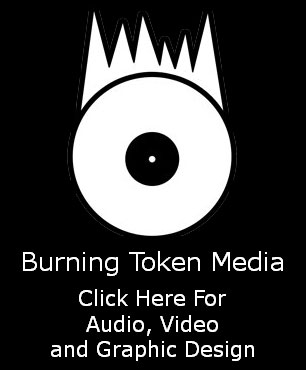 Burning Token Media